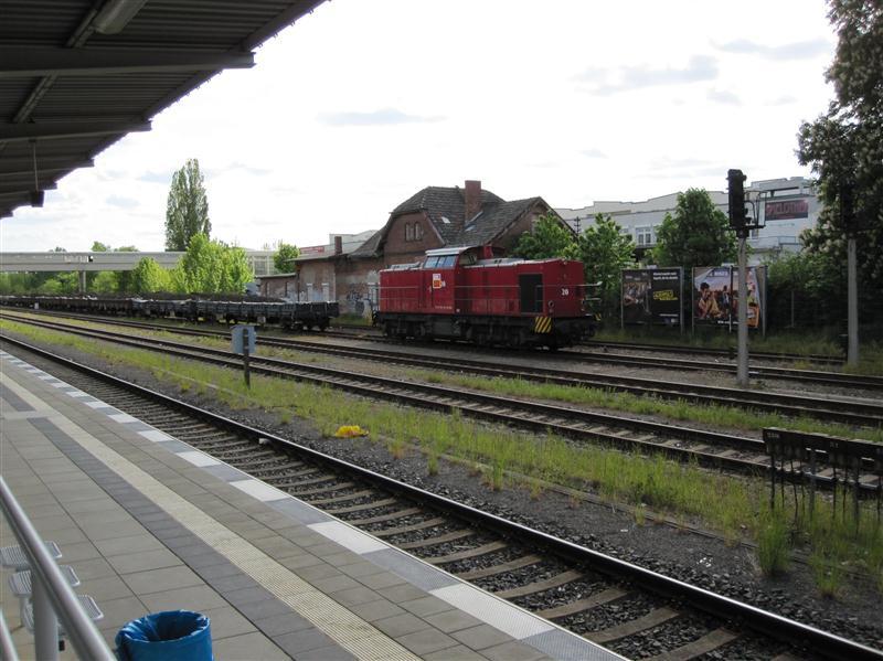 S Ahrensfelde