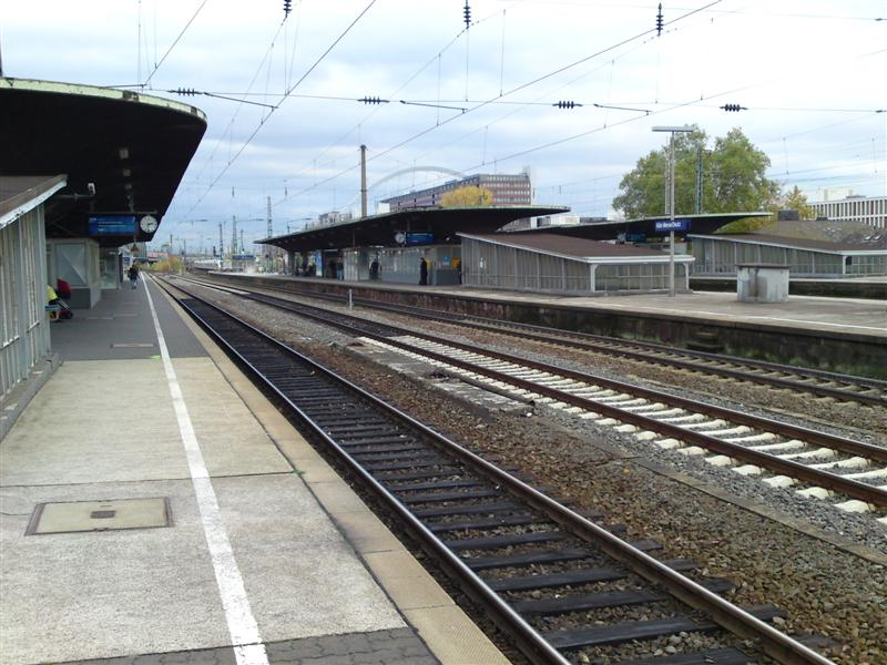 S Bahn Köln Deutz
